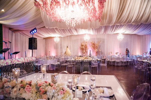Real wedding brittany luis weddings in houston for Wedding supplies near me