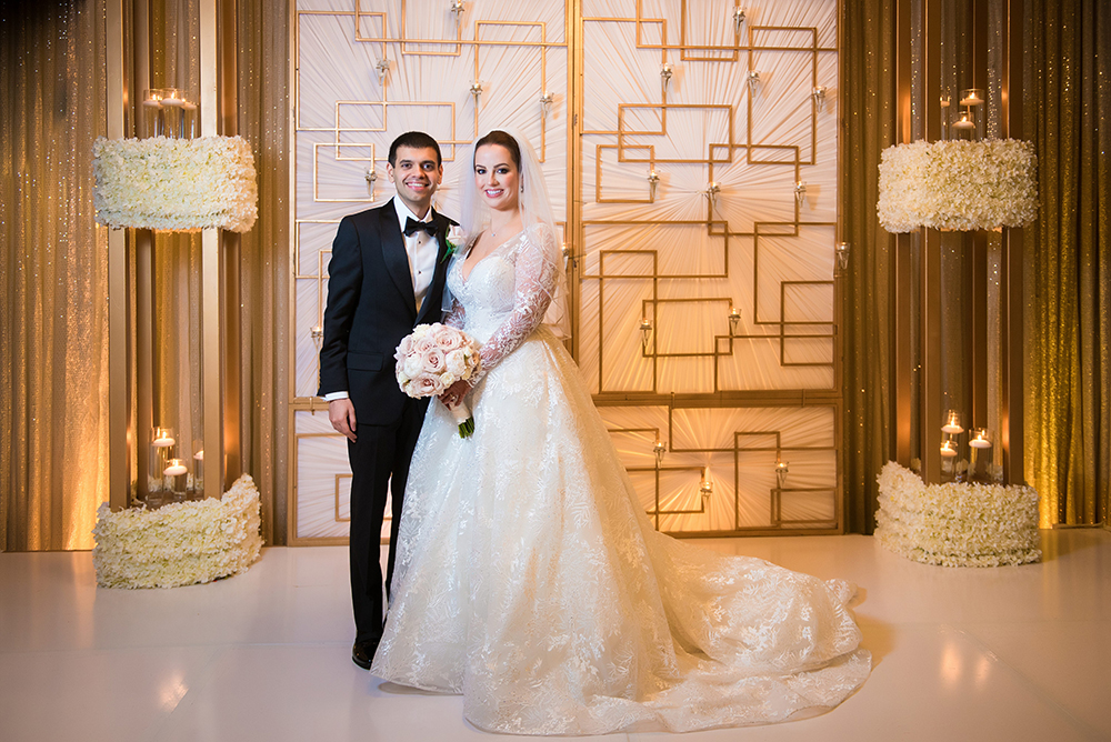 houston wedding at hotel venue