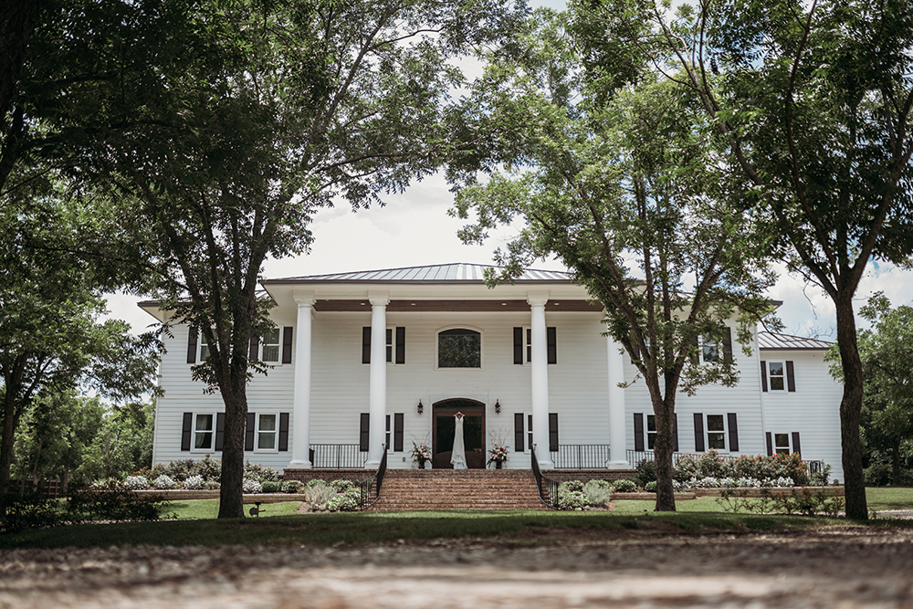 houston wedding venue - estates at pecan park