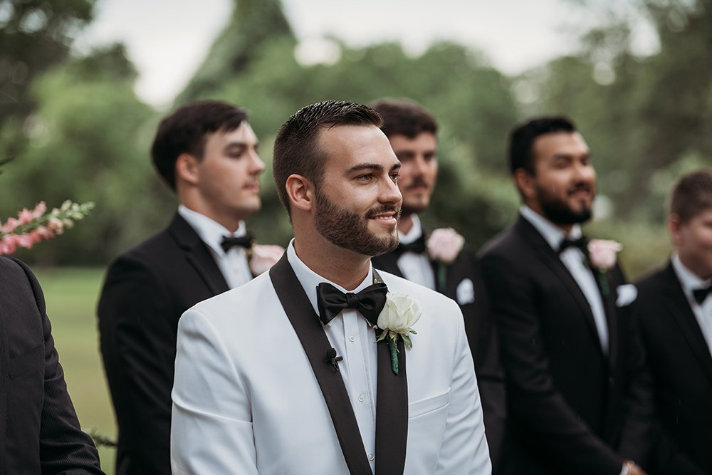 groom portrait - wedding photography