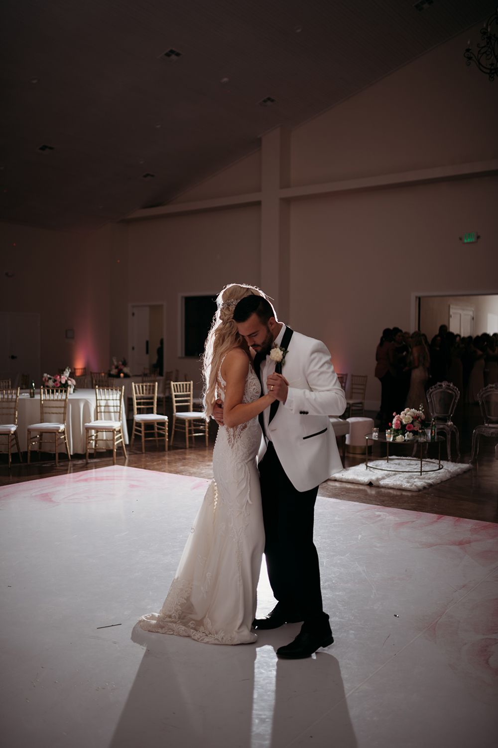 first dance - wedding