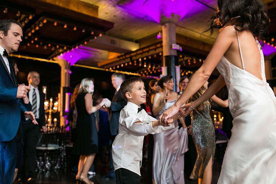 dance floor, houston wedding, the astorian, brida, reception