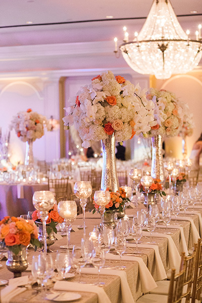 wedding, real, Houstonian, pink, ivory, white, orange, green, hotel, cakes, jewelry, lighting, dance