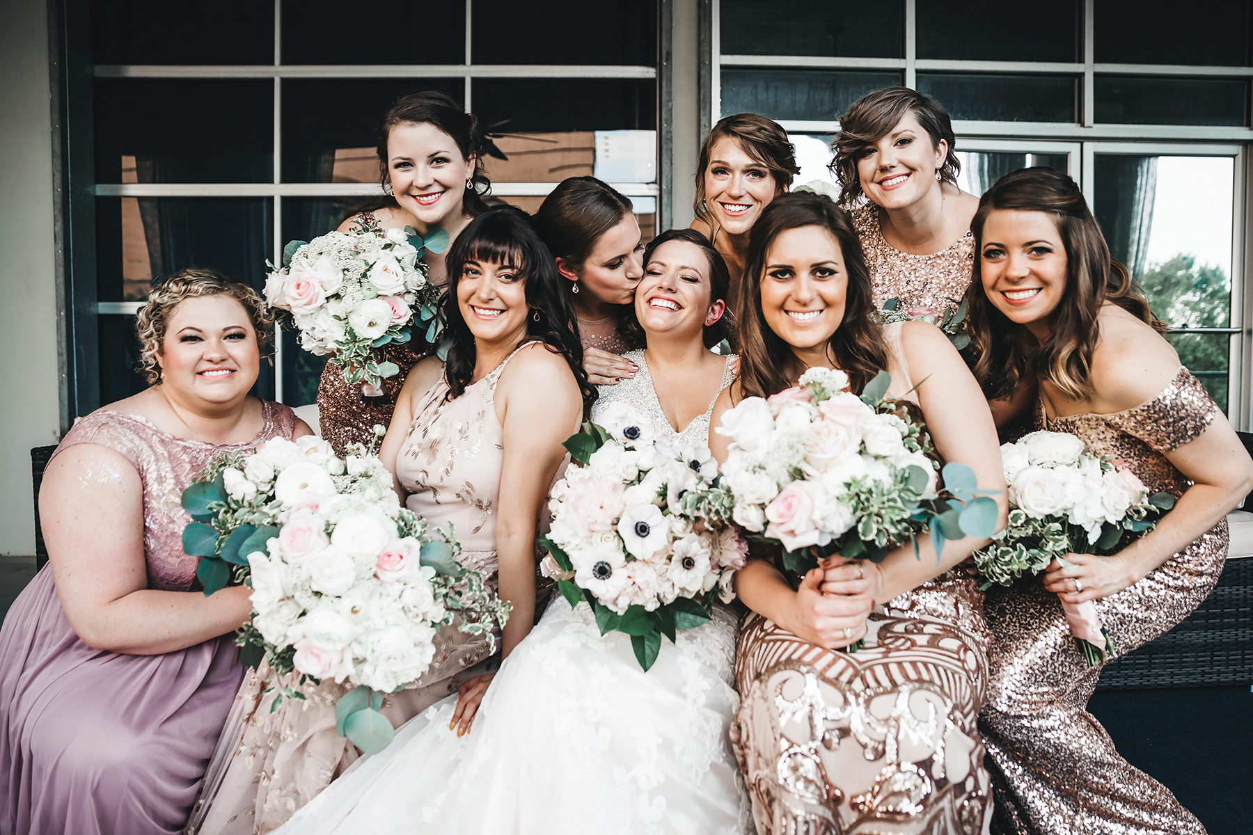 wedding photographer - Blue Elm - houston, Texas