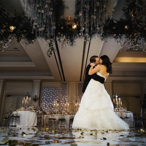 last dance, hotel wedding, houston wedding, bride, groom, dance floor