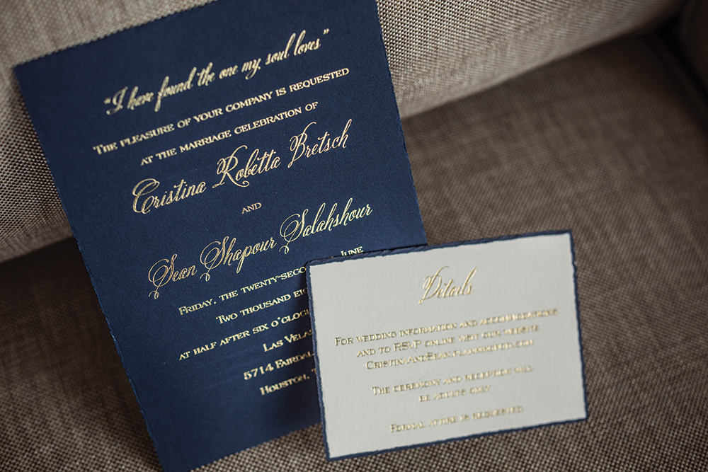 bering's-wedding stationery
