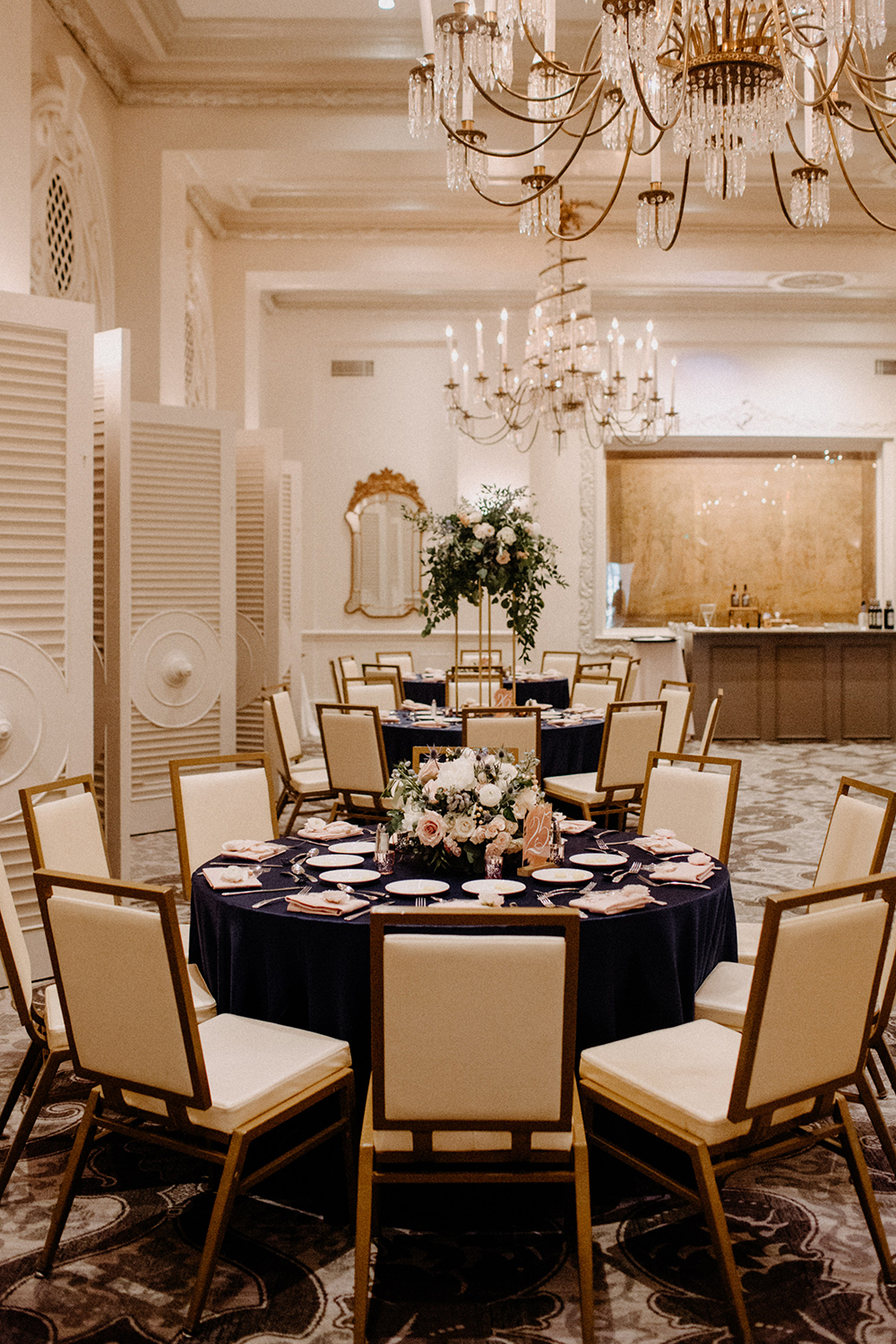 tablescapes - wedding - reception decor