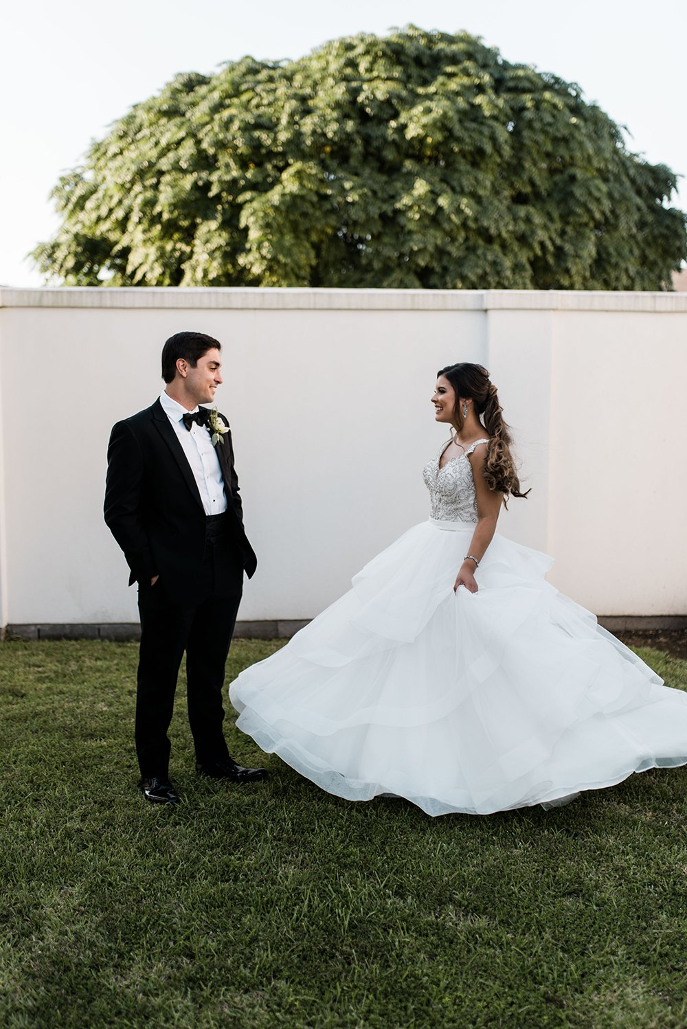 houston wedding photography - outdoor pictures