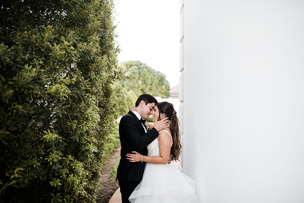 wedding photography - intimate moment