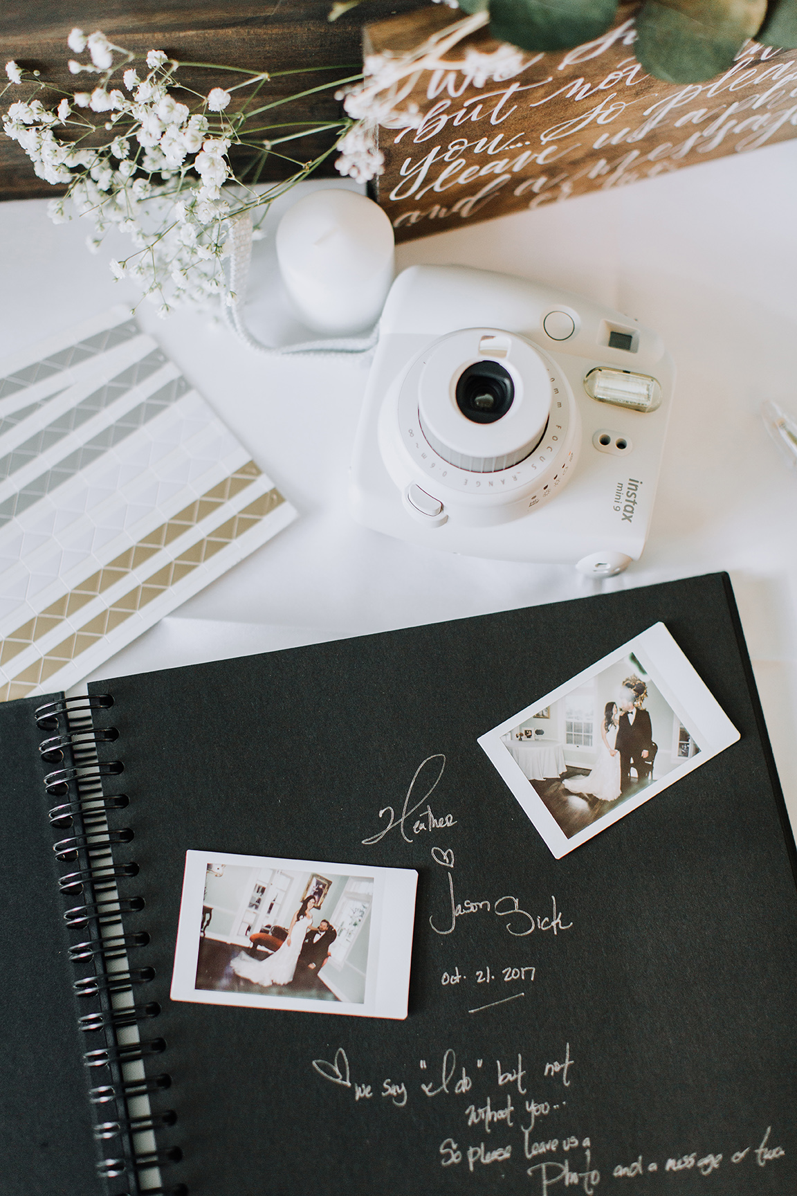 guest book, wedding inspiration, wedding ideas, real wedding