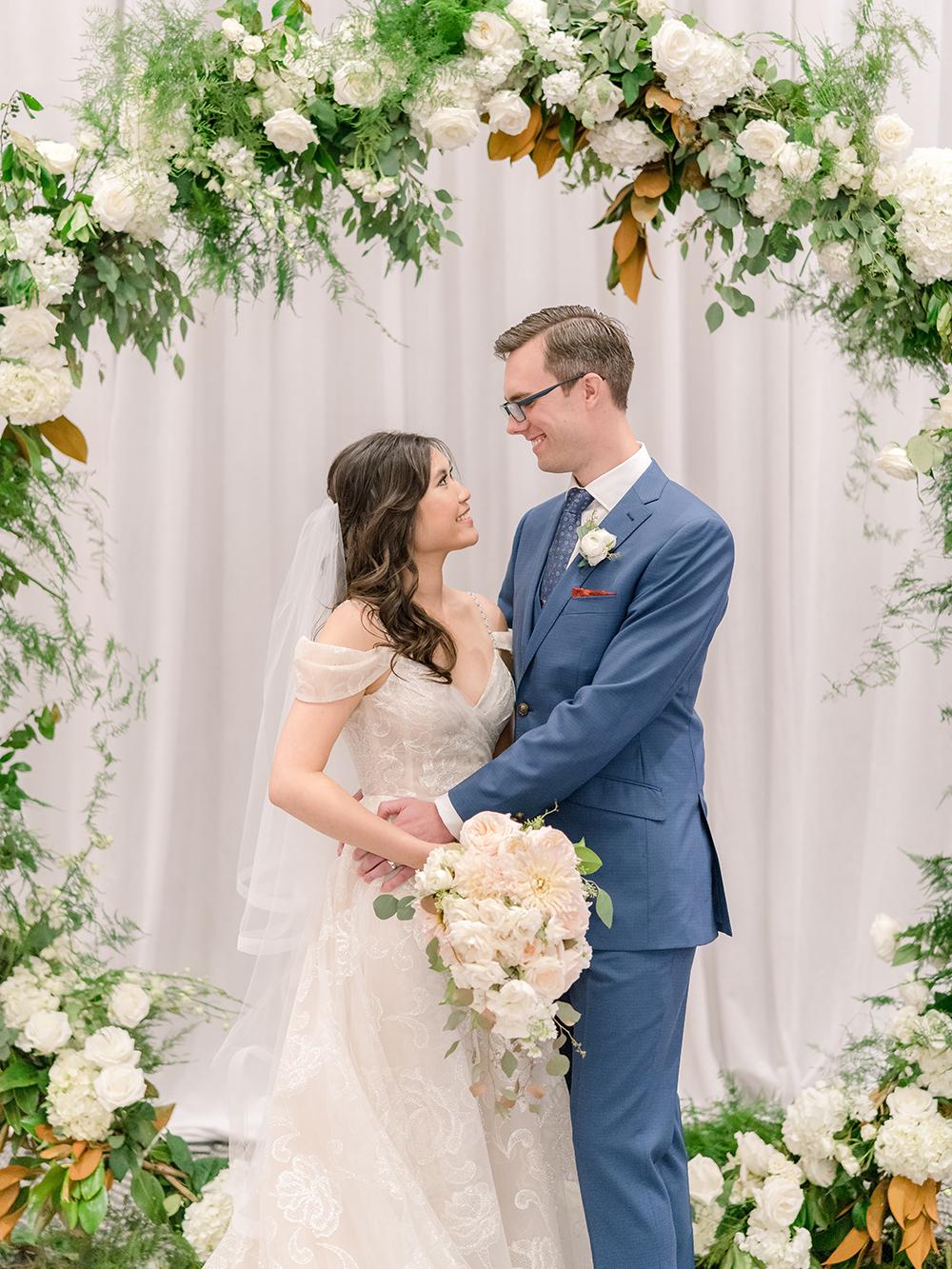 Irene Christopher Real Houston Wedding Weddings In Houston