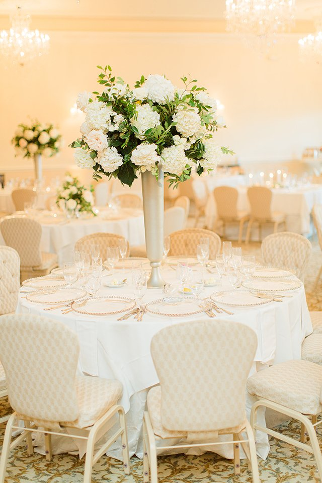 houston wedding, reception decor, floral centerpiece, ashton gardens