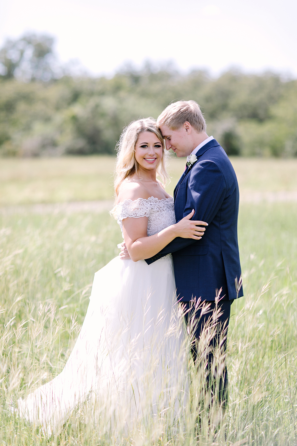 outdoor - wedding photography - texas hill country