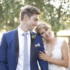 Jessica + David - Real Wedding