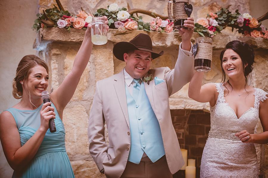 Real Weddings Zola: Jillian & Thomas