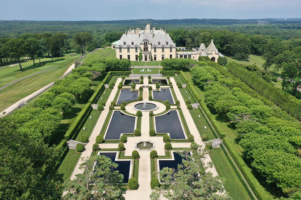 oheka castle - wedding venue
