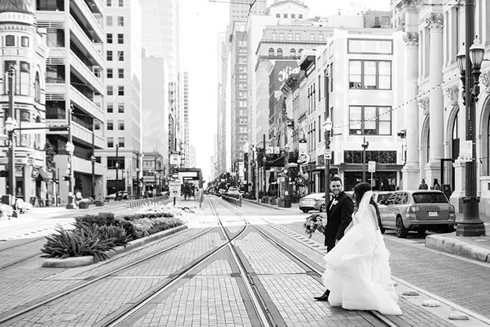 Karoline + Matt  -  Real Houston Wedding