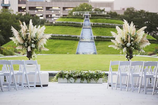 Real Wedding Kelly Hector Weddings In Houston