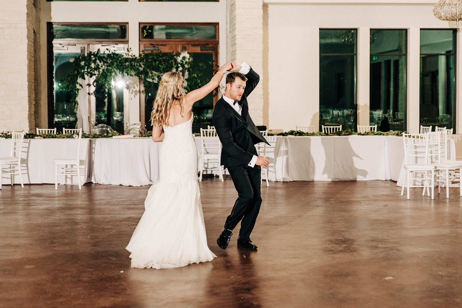 first dance - wedding entertainment - country