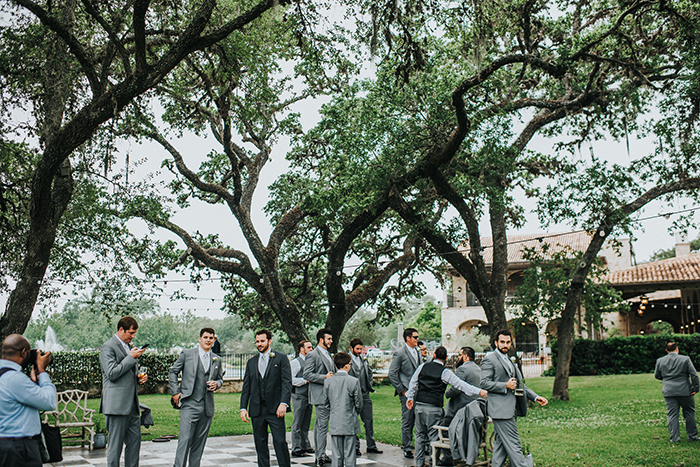 Real Houston Wedding - Lacy + Derek - Todd Events- J. Cogliandro Photography