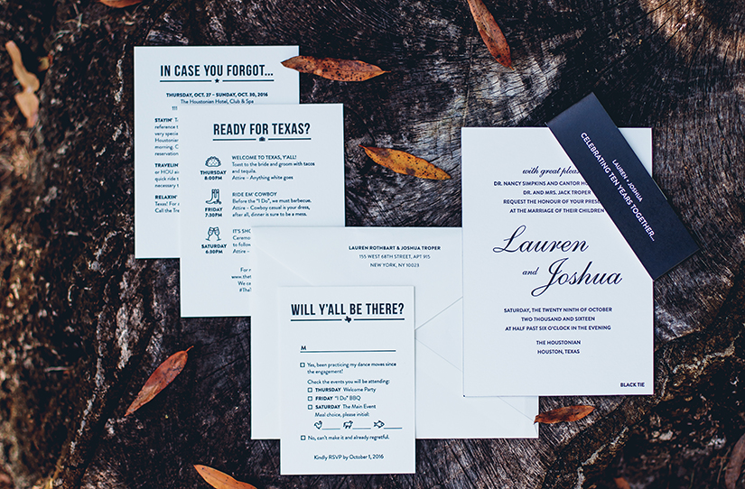 Lauren + Josh - Real Wedding