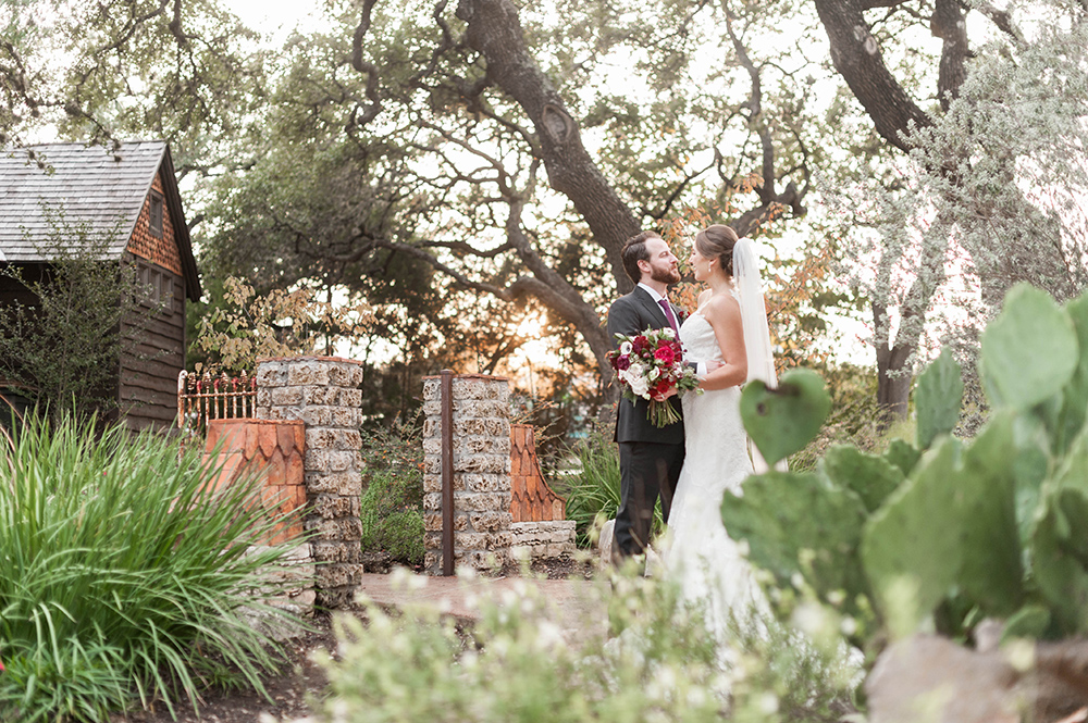 Lindsay + Cyrus - Real Houston Wedding