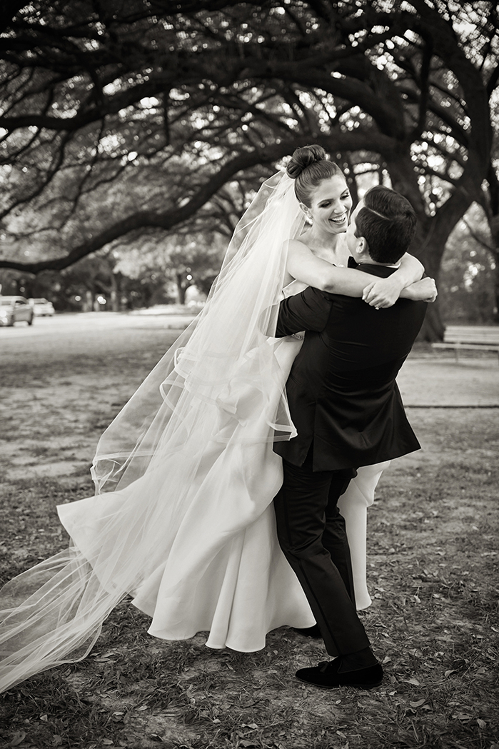 Houston Real Wedding - Lynn & Ryan - Houstonian Hotel Club & Spa