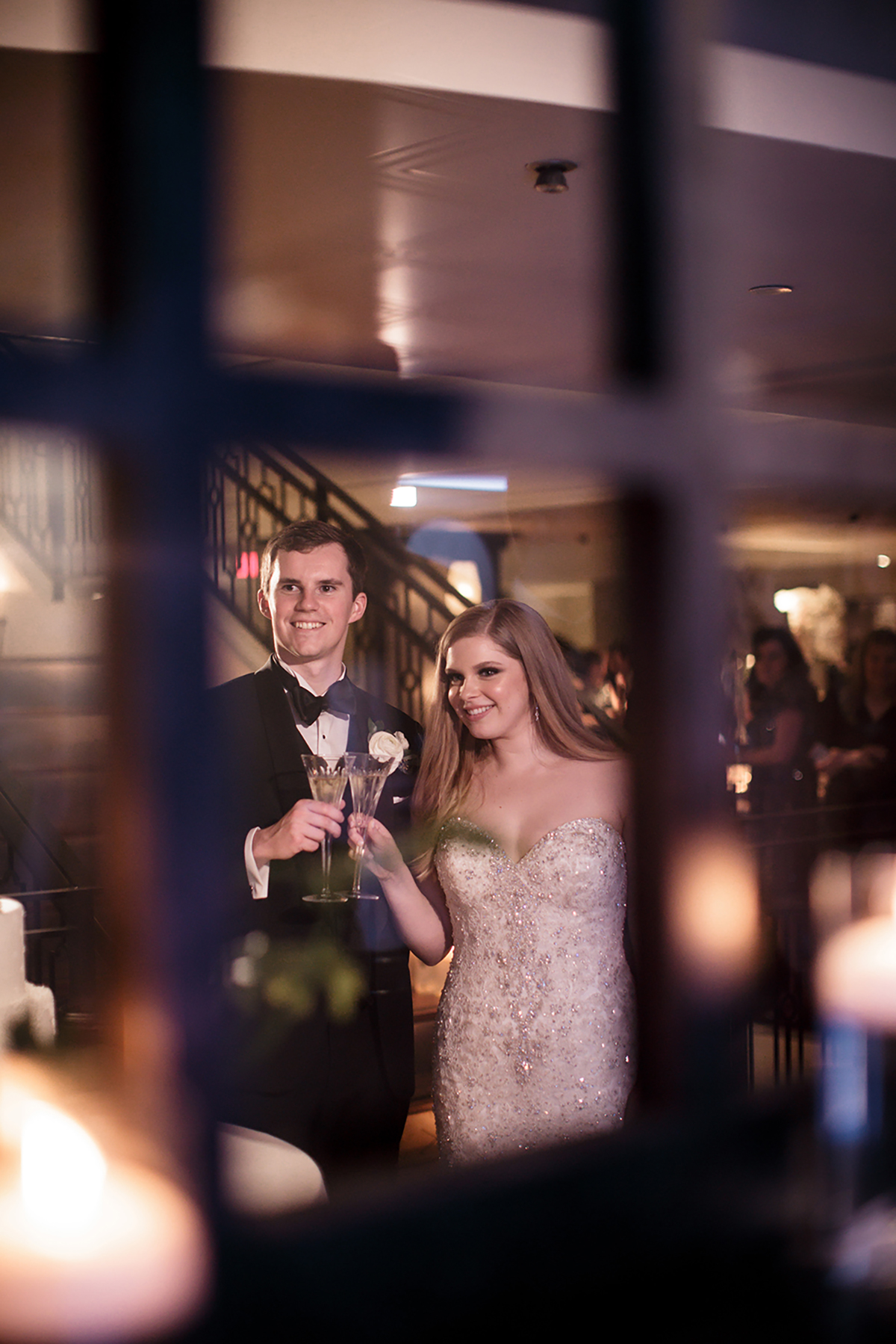 cute moments to capture during the wedding - the toasts