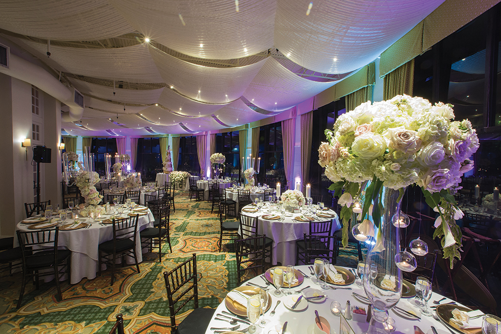 houston wedding reception