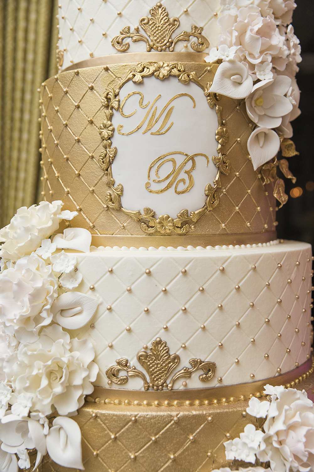 cakes by gina-wedding cake