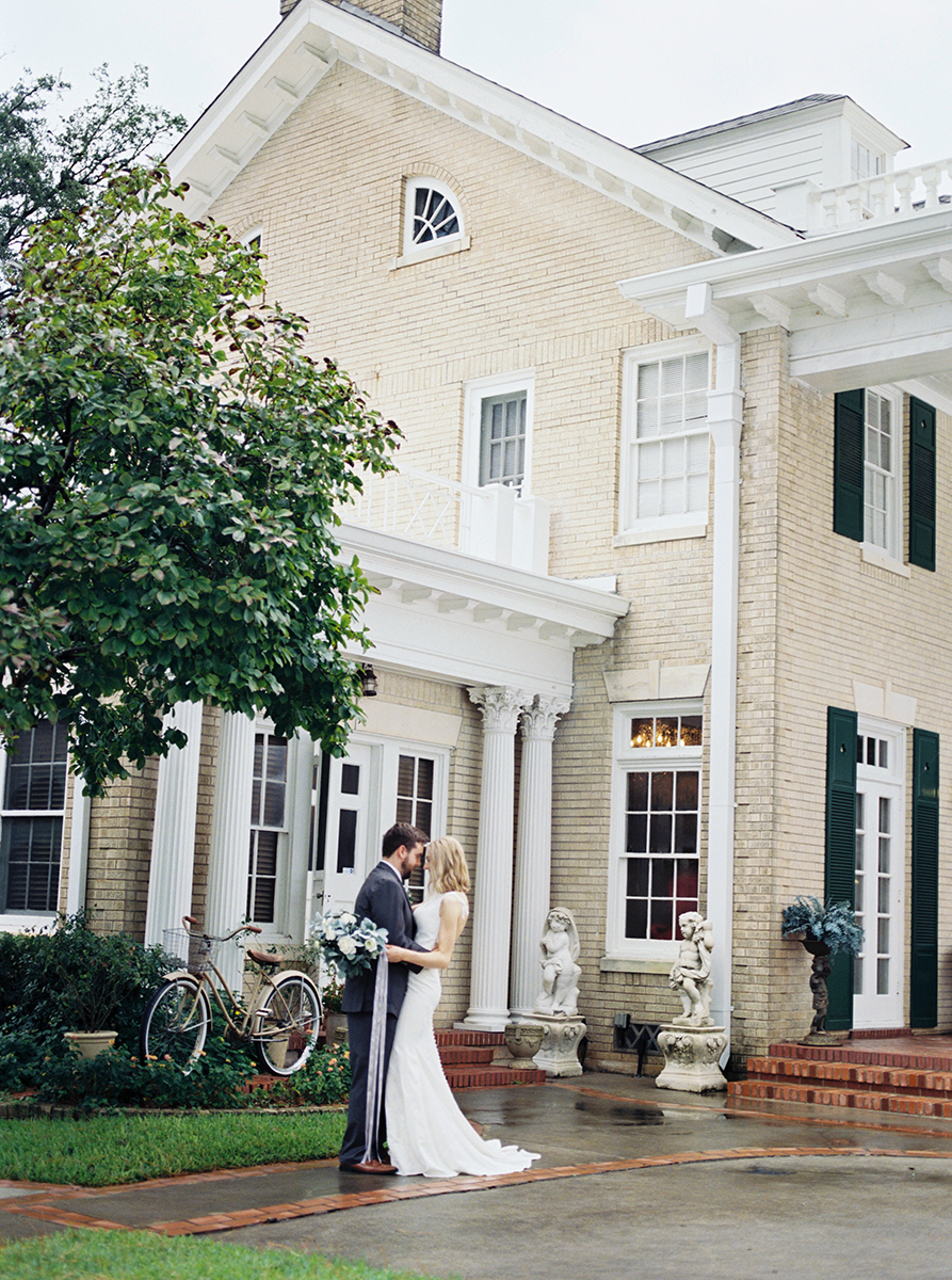 gardens at madeley manor - houston wedding venue
