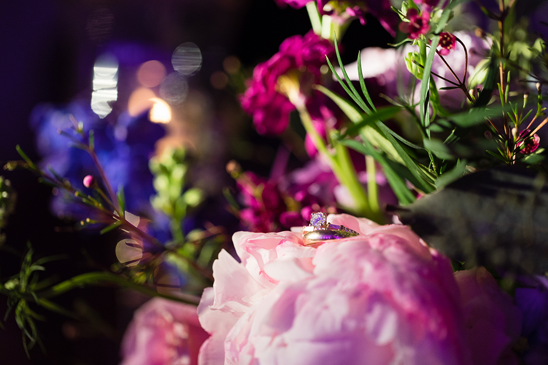 houston, texas, ranch wedding, lake-side ceremony, purple, blush, blue, Hayley Paige, cowboy, photob