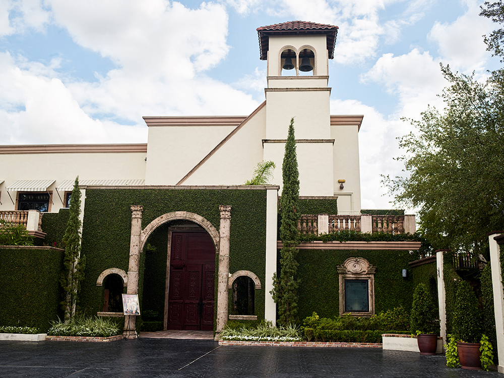 houston wedding venue - the bell tower on 34th