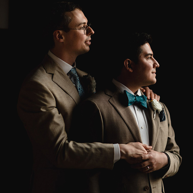 houston wedding photography - lgbt
