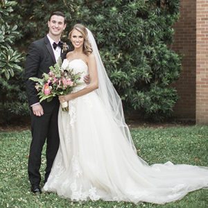 Susie + Tyler - Real Wedding
