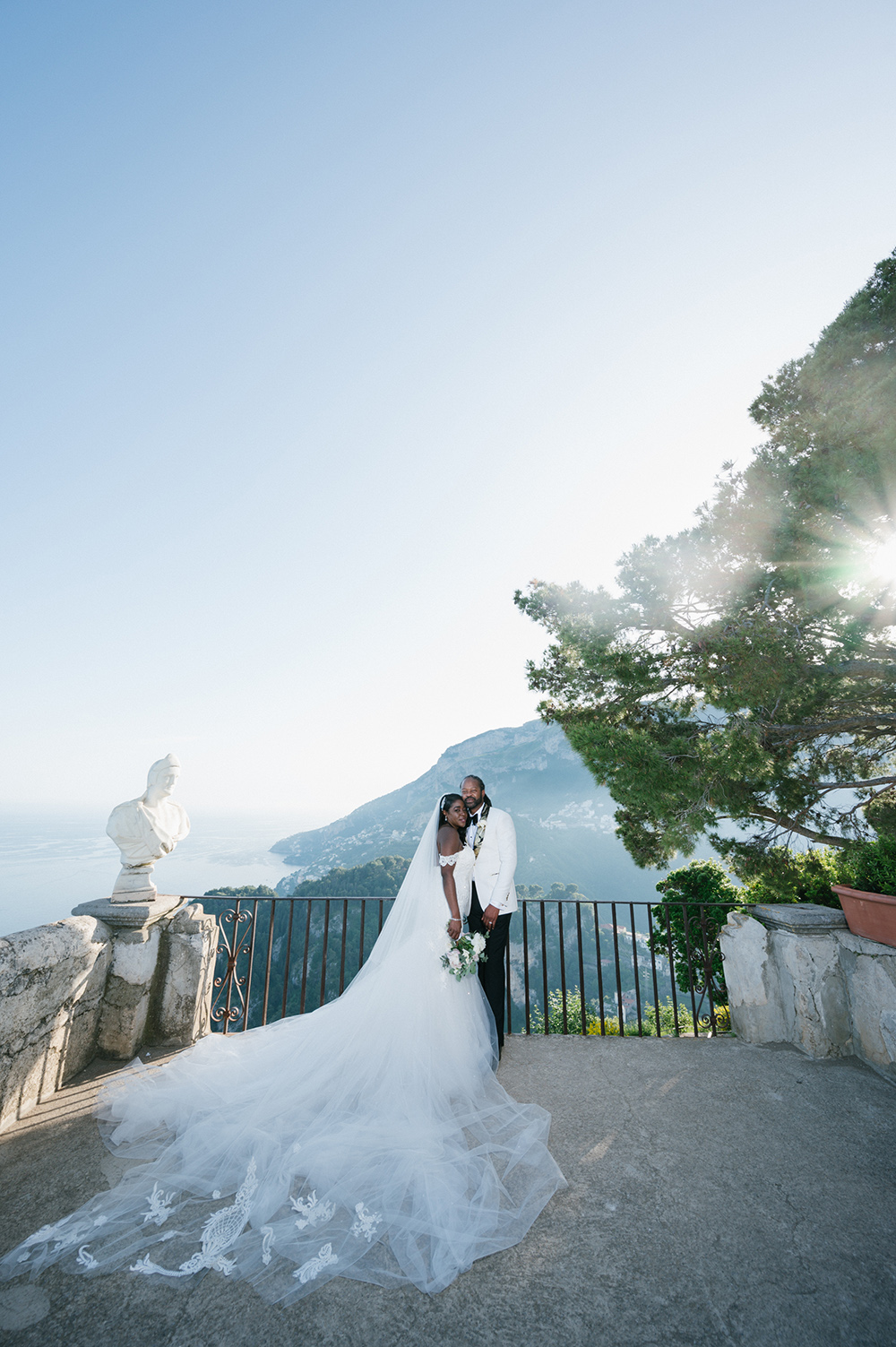 destination wedding - summer - italy