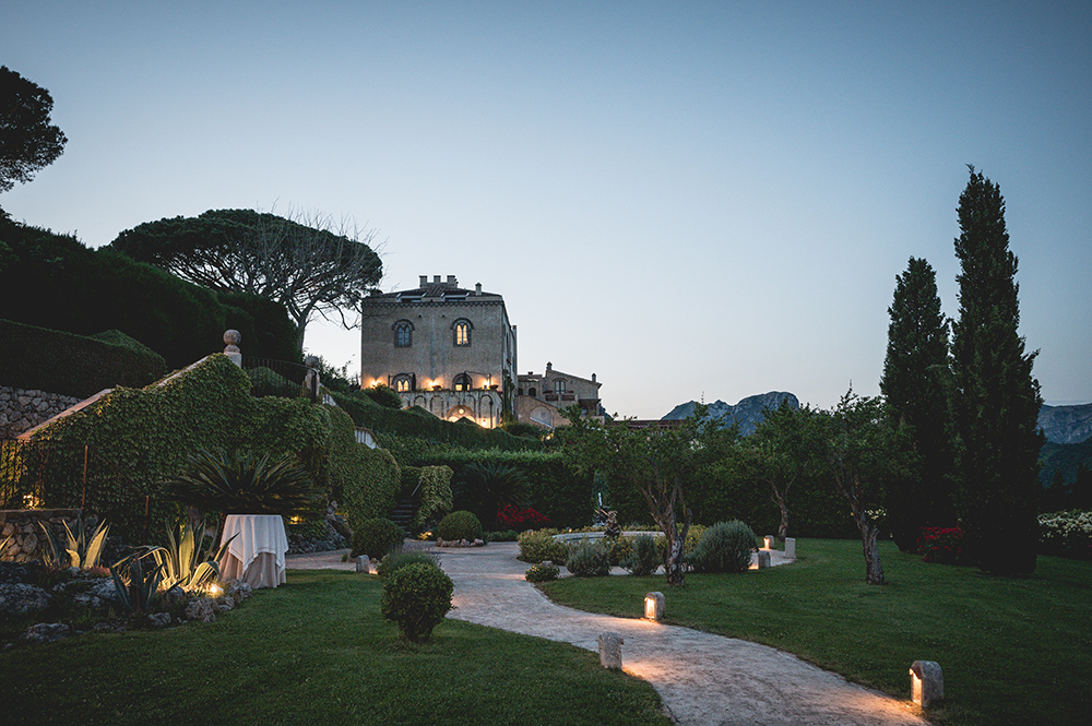 destination wedding - italy - ravello