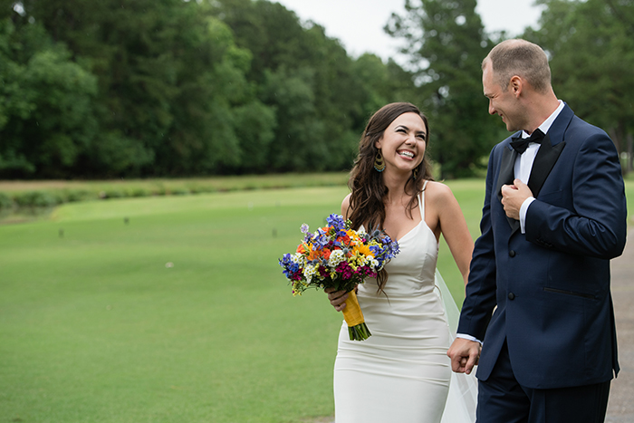 Taylor + Brian -  Real Houston Wedding