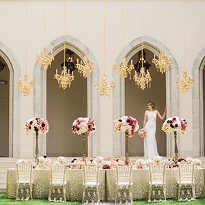 Houston Wedding Venues - Chateau Cocomar