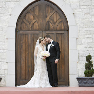 Torie + Daniel - Real Wedding