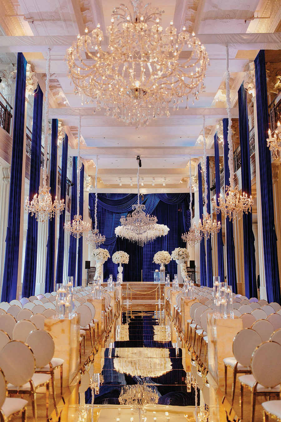 corinthian, elegant, wedding, houston, sparklers, cakes, luxury, cieling, floral ring, columns