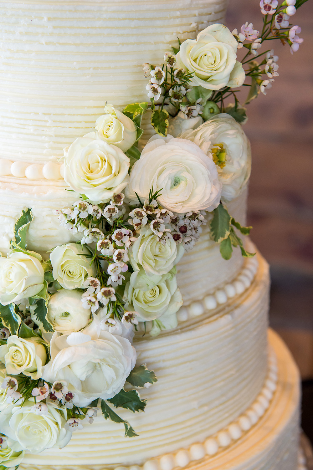 Blue, Cream, Rose, Gold, Hill Country, Wedding, Old Glory Ranch, wedding venue, wedding cake