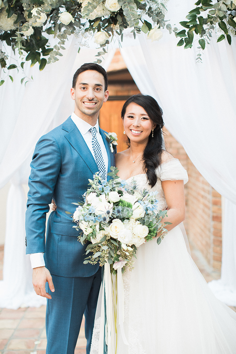 Vivian + Matt - Real Wedding