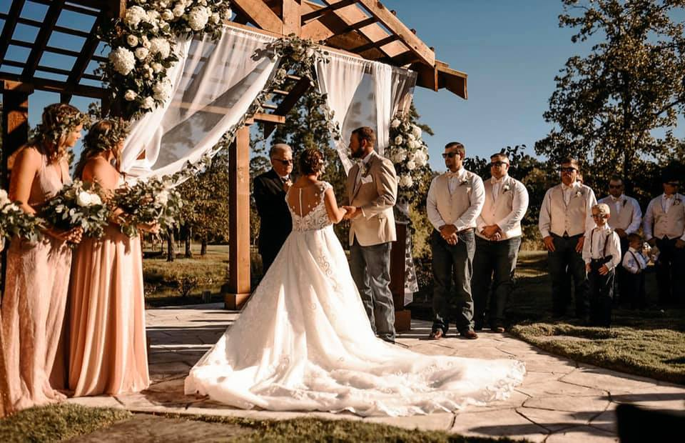 Wedding Ceremony Houston