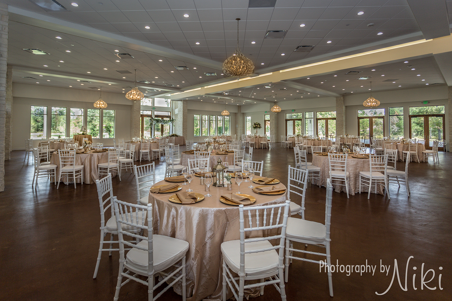Houston Wedding Venue -  15 Acres