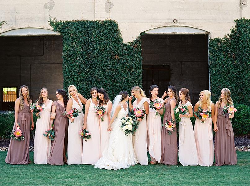 Bella Bridesmaids - Bridesmaid Dresses - Weddings in Houston