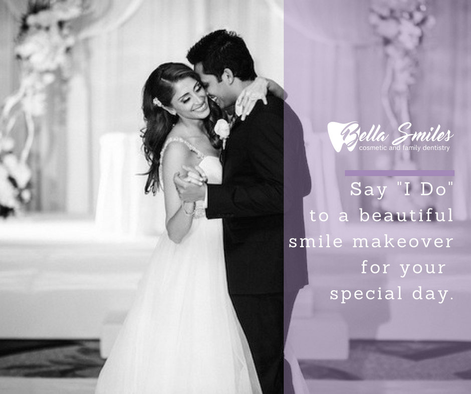 Wedding Dentistry in Houston - Bella Smiles Cosmetic & Family Dentistry