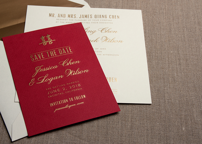 Houston Wedding Registry & Invitations - Bering's