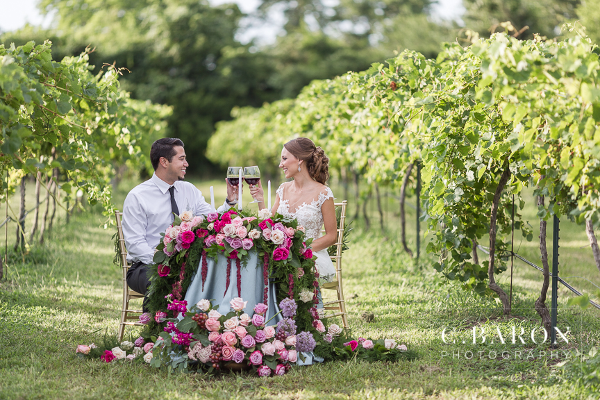 Bernhardt Winery Hill Country And Destination Wedding Venue