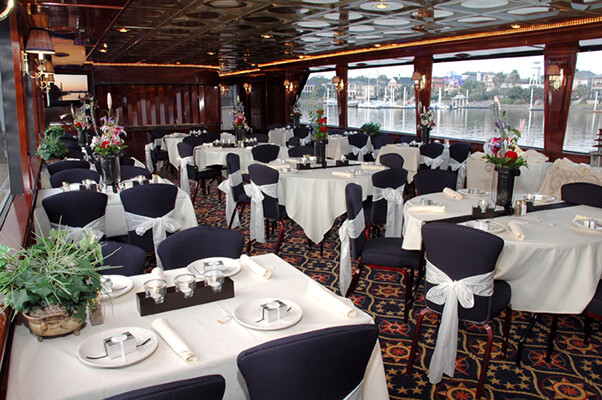 Wedding Yacht Charter – Boardwalk FantaSea Yacht Charters